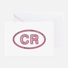 CR Pink Greeting Card 20 Pack