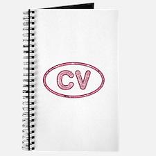 CV Pink Journal