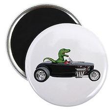 T-rex Hot Rod Magnet