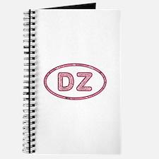 DZ Pink Journal