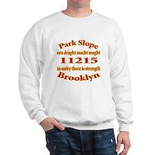 Park Slope Zip Code Sweatshirt