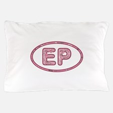 EP Pink Pillow Case
