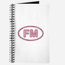 FM Pink Journal