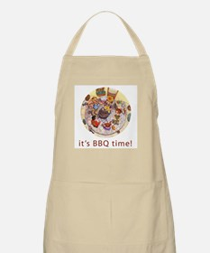 It's BBQ time!  BBQ Apron