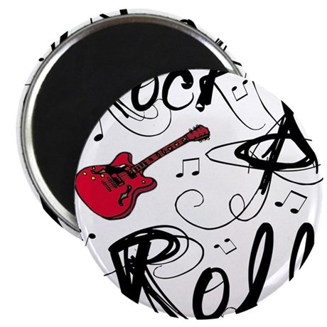 'Rock & Roll' Magnets