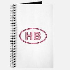 HB Pink Journal