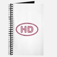 HD Pink Journal