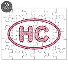 HC Pink Puzzle