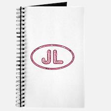 JL Pink Journal