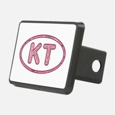 KT Pink Hitch Cover