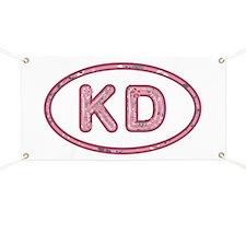 KD Pink Banner
