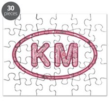 KM Pink Puzzle