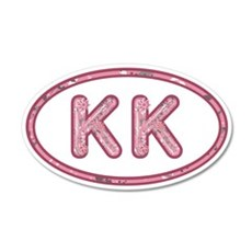 KK Pink Wall Decal