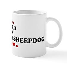 Loved: Bergamasco Sheepdog Small Mug