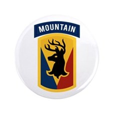 """86th Infantry BCT 3.5"""" Button"""