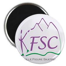KFSC Logo Magnet