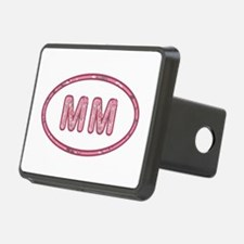 MM Pink Hitch Cover