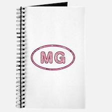 MG Pink Journal