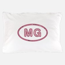 MG Pink Pillow Case