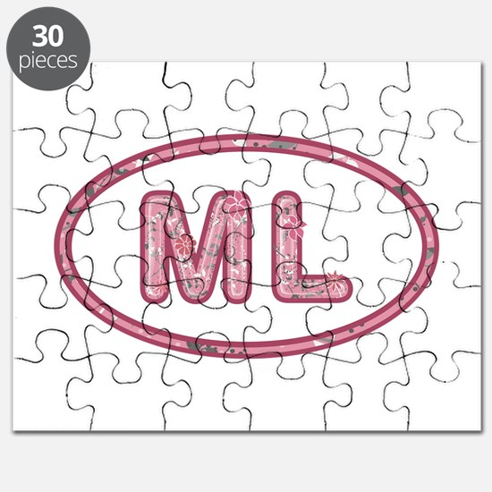 ML Pink Puzzle