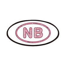 NB Pink Patch