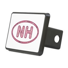 NH Pink Hitch Cover