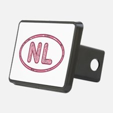 NL Pink Hitch Cover