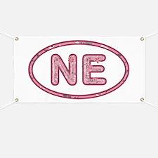 NE Pink Banner