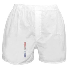 Dominican Rep Boxer Shorts