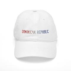 Dominican Rep Baseball Cap