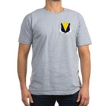 86th AW Men's Fitted T-Shirt (dark)