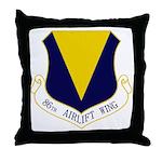 86th AW Throw Pillow