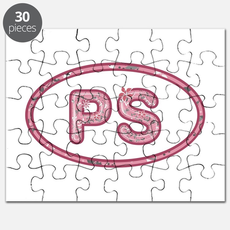 PS Pink Puzzle