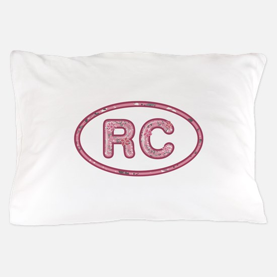 RC Pink Pillow Case