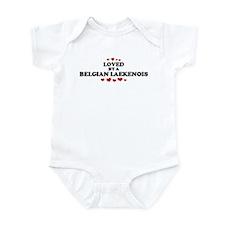 Loved: Belgian Laekenois Infant Bodysuit