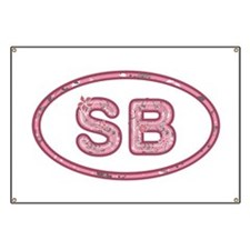 SB Pink Banner