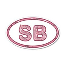 SB Pink Wall Decal