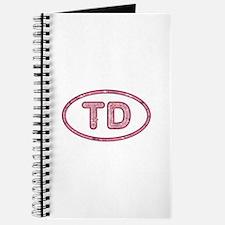 TD Pink Journal