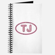 TJ Pink Journal