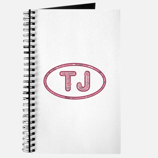TJ Pink Journal