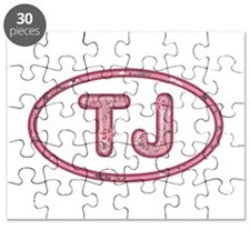 TJ Pink Puzzle