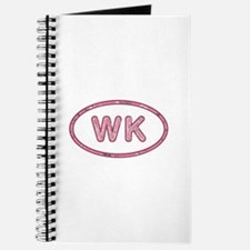 WK Pink Journal