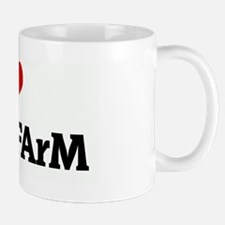 I Love ApPeL FArM Mug