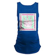 BIRTHDAY CAKE [3] Maternity Tank Top