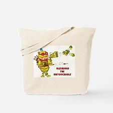 Bleemiggs The Untouchable Tote Bag