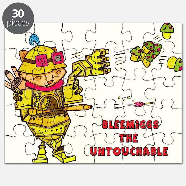 Bleemiggs The Untouchable Puzzle