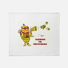 Bleemiggs The Untouchable Throw Blanket