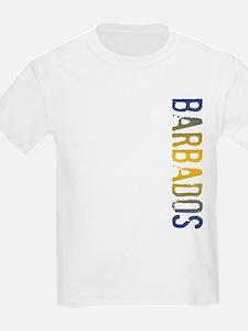 Barbados Kids T-Shirt