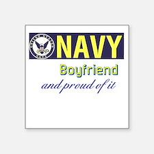 Navy Boyfriend Sticker