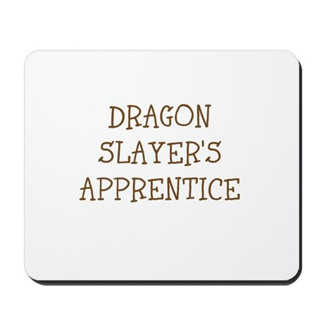 DRAGON SLAYERS APPRENTICE Mousepad